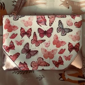 Ipsy Butterfly Pouch